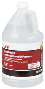 Ace  Clean Scent Ammonia  1 gal. Liquid