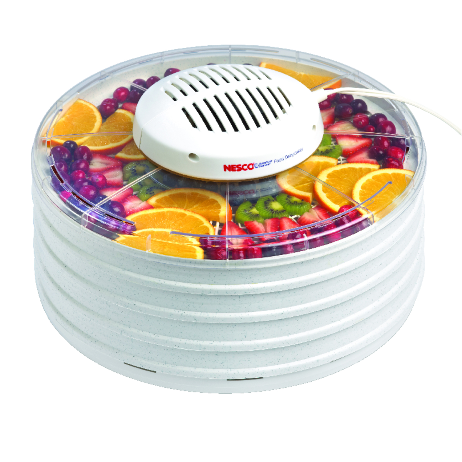Nesco  Clear  Clear  Food Dehydrator Tray  4