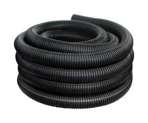ADS  100 ft. L x 6 in. Dia. Polyethlene  Corrugated Drainage Tubing
