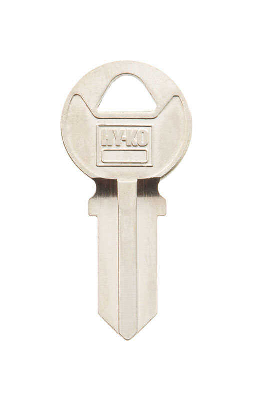 Hy-Ko  Automotive  Key Blank  EZ# AM1  Double sided For For American