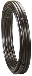 Centennial Plastics  1-1/4 in. Dia. x 300 ft. L Polyethylene  Pipe  200 psi