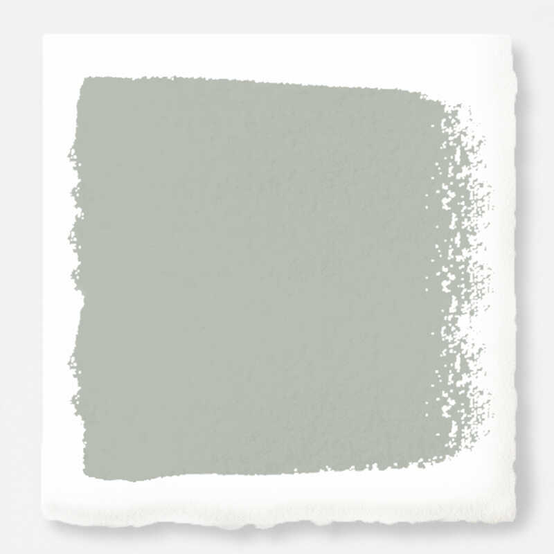 Magnolia Home  by Joanna Gaines  Satin  Americana Egg  Ultra White Base  Acrylic  Paint  1 gal.