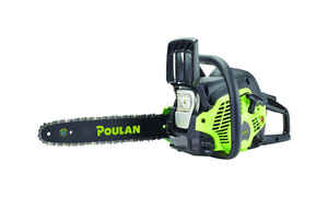 Poulan  14 in. L Gas Powered  Chainsaw
