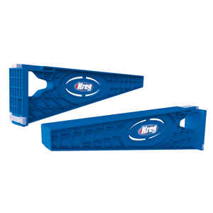 Kreg Tool  Nylon  Drawer Slide Jig  Blue  1 pc.