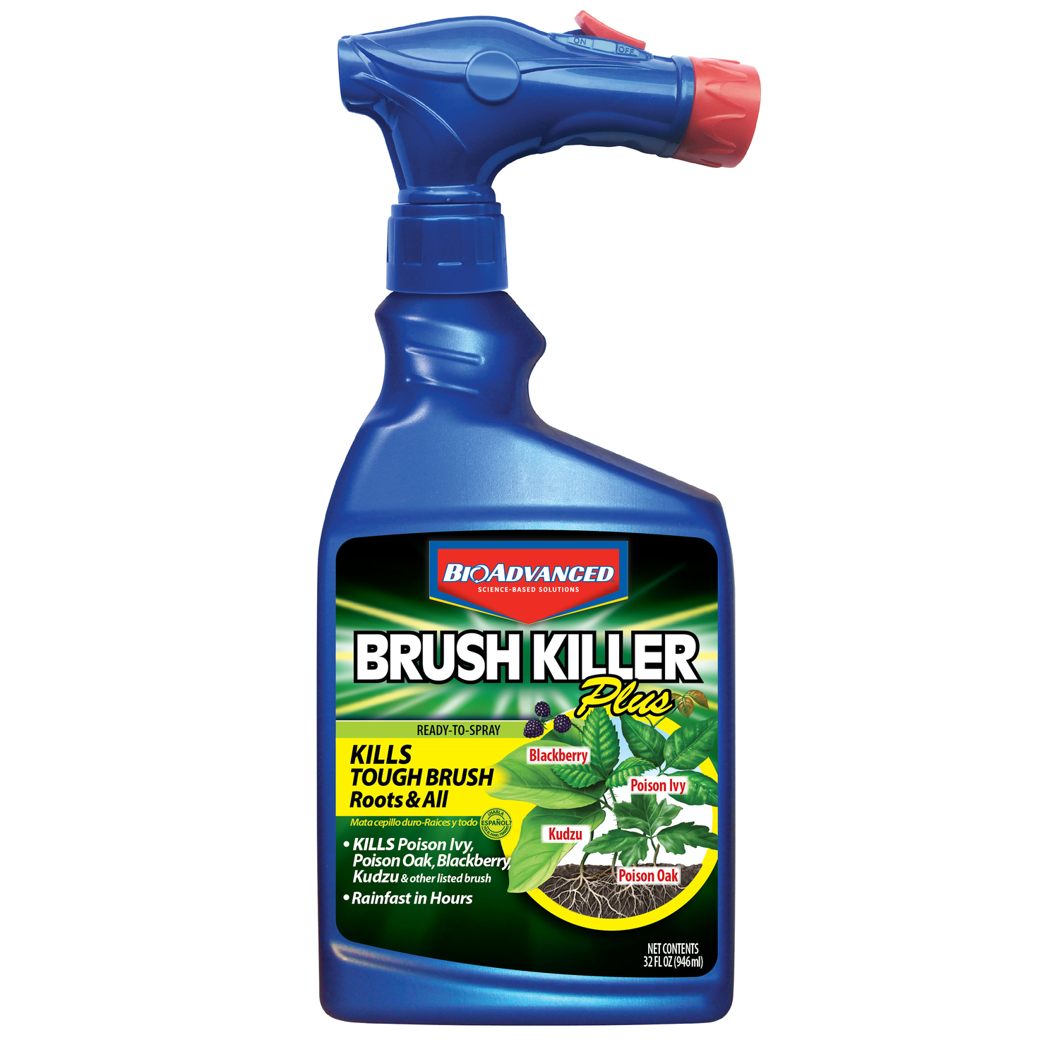 Bayer Advanced  RTS Hose-End Concentrate  Brush Killer  32 oz.
