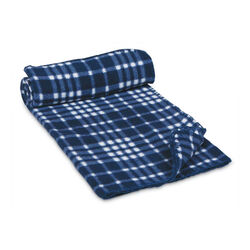 Aspen Pet  Assorted  Polyester  Blanket  0.1 in. H x 40 in. W x 29 in. L