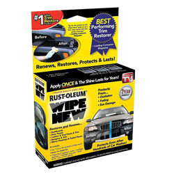 Rust-Oleum  Wipe New  Detailing Kit  1 pk