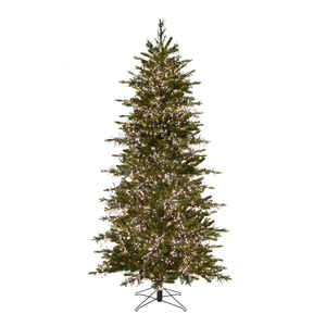 Holiday Bright Lights  National Lampoon's  7 ft. Warm White  Prelit LED Griswold  Artificial Tree  3