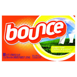 Bounce Outdoor Fresh Scent Wrinkle and Static Remover Sheets 80 sheet 80 pk