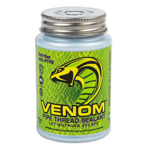 Gasoila  Venom  Pipe Thread Compound  4 oz.