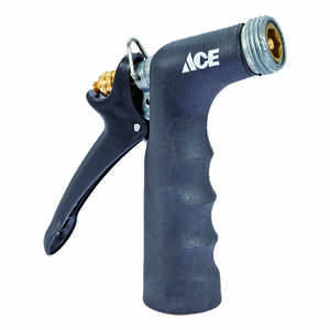 Ace  Adjustable Spray  Metal  Hose Nozzle