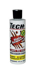 Tech  Stain Remover  8 oz. Liquid  No Scent