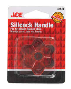 Ace  Zinc  Sillcock Valve Handle