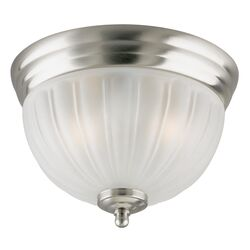 Westinghouse  6-3/4 in. H x 9-1/2 in. W x 9.25 in. L Ceiling Light