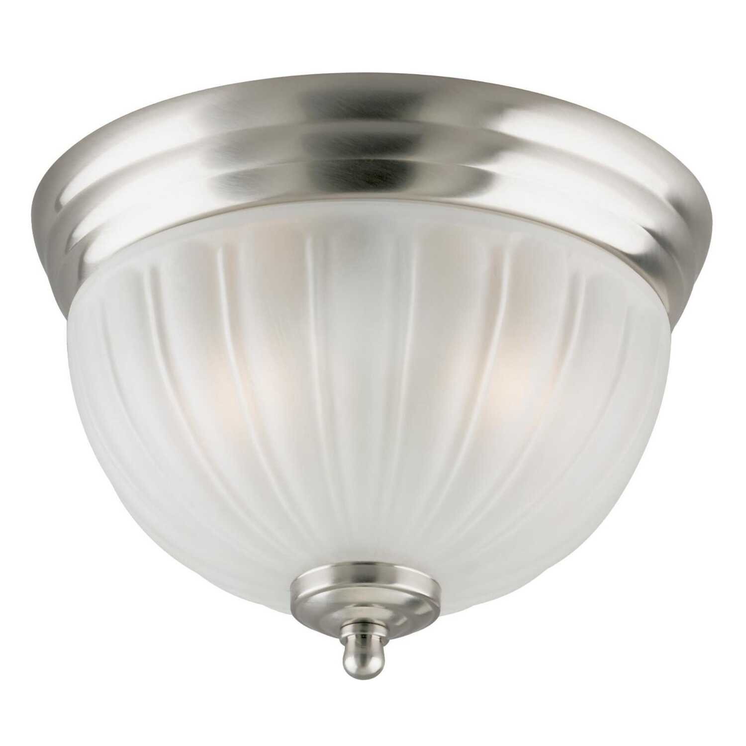 Westinghouse  6-3/4 in. H x 9.25 in. L x 9-1/2 in. W Ceiling Light