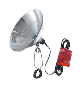 Ace  150 watts Clamp Light  10 in.