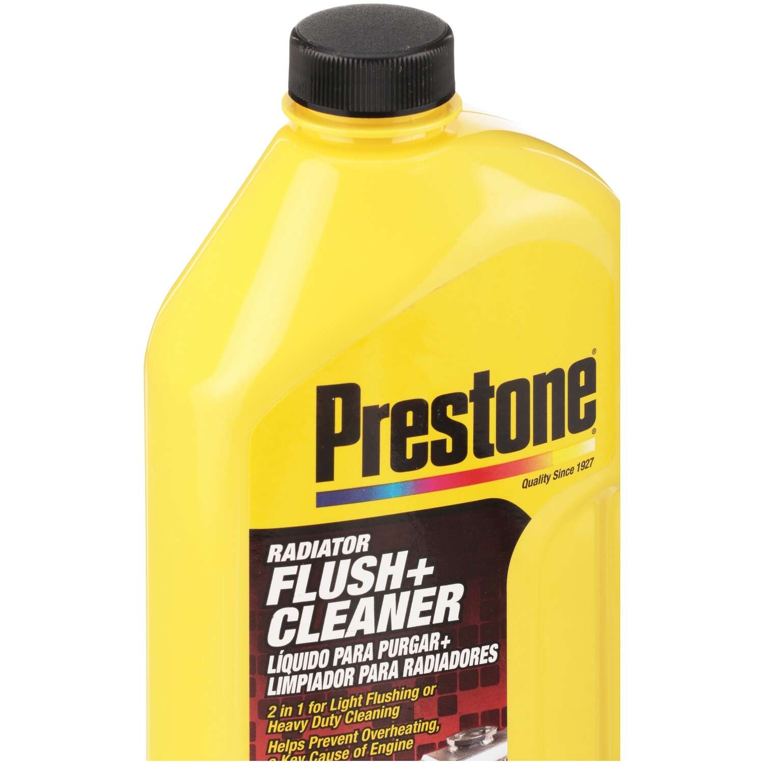 Prestone  Super Flush  22 oz. For Aluminum/Metal