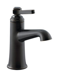Kohler  Georgeson  Oil Rubbed Bronze  Single Handle  Lavatory Faucet  4 in.