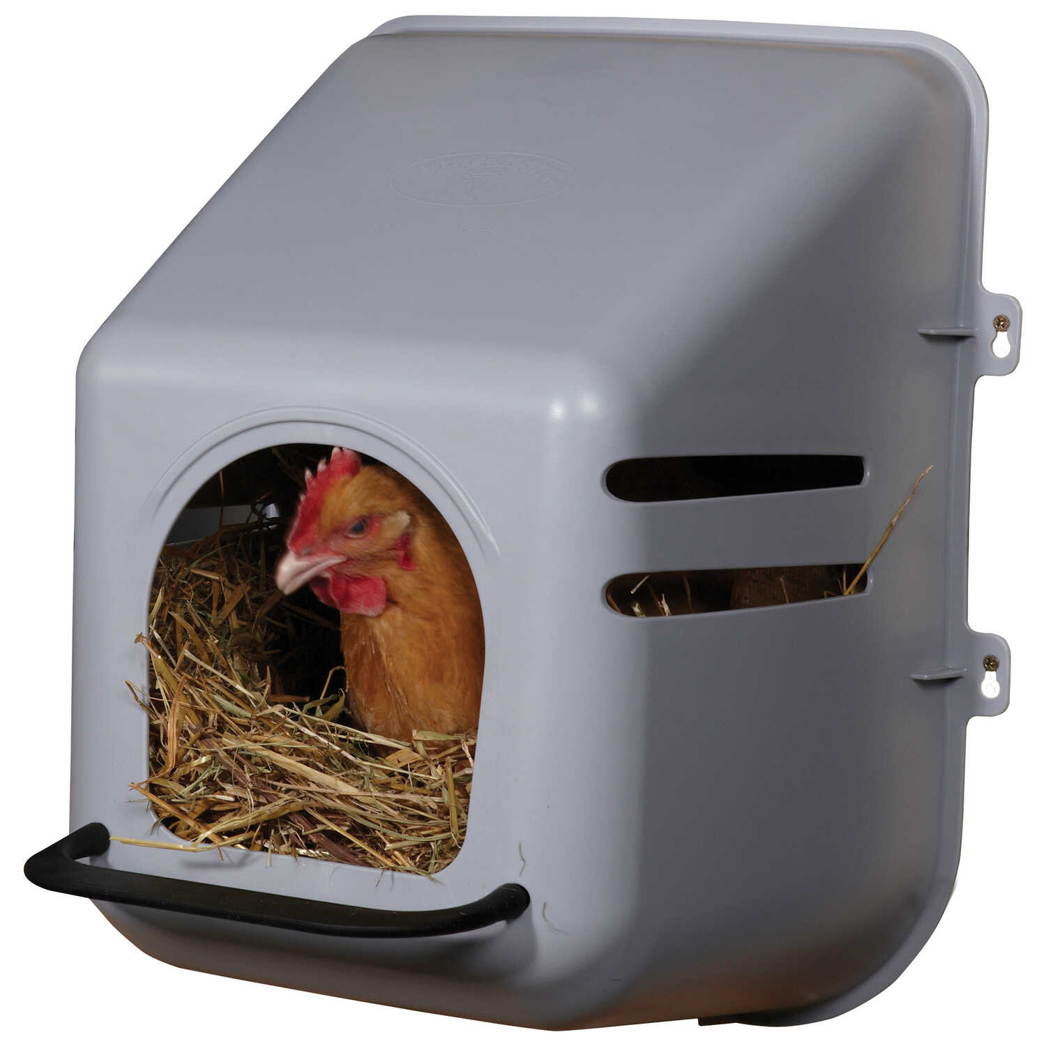 Little Giant  3 gal. Plastic  Nesting Box