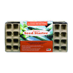 Plantation Products  Plant Pot Seed Starter  1 pk