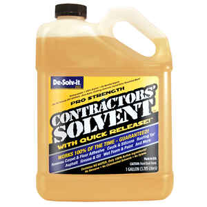 De-Solv-It  Contractors' Solvent  Citrus Scent Degreaser  1 gal. Liquid