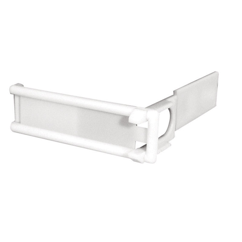 ChildSafe  White  Plastic  Appliance Latch  1