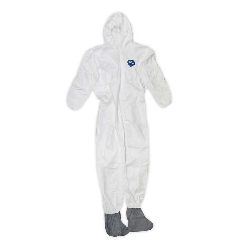 Trimaco  Dupont  Tyvek  Painter's Coveralls  White  25 pk