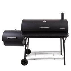 Char-Broil Charcoal/Wood Offset Smoker Black