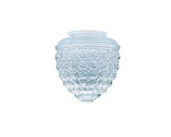 Westinghouse Acorn Clear Glass Lamp Shade 6 pk