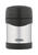 Thermos  10 oz. Vacuum Insulated Food Jar  1 pk Black/Silver