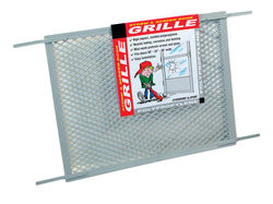 Prime-Line  Gray  Plastic  Screen Door Grille  1 pc.