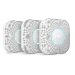 Nest Protect  2nd Generation  Battery-Powered  Photoelectric/Ionization/Electrochemical  Smoke and C