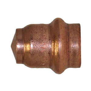 ApolloXpress  1/2 in. CTS   x 1/2 in. Dia. CTS/Press  Copper  Cap