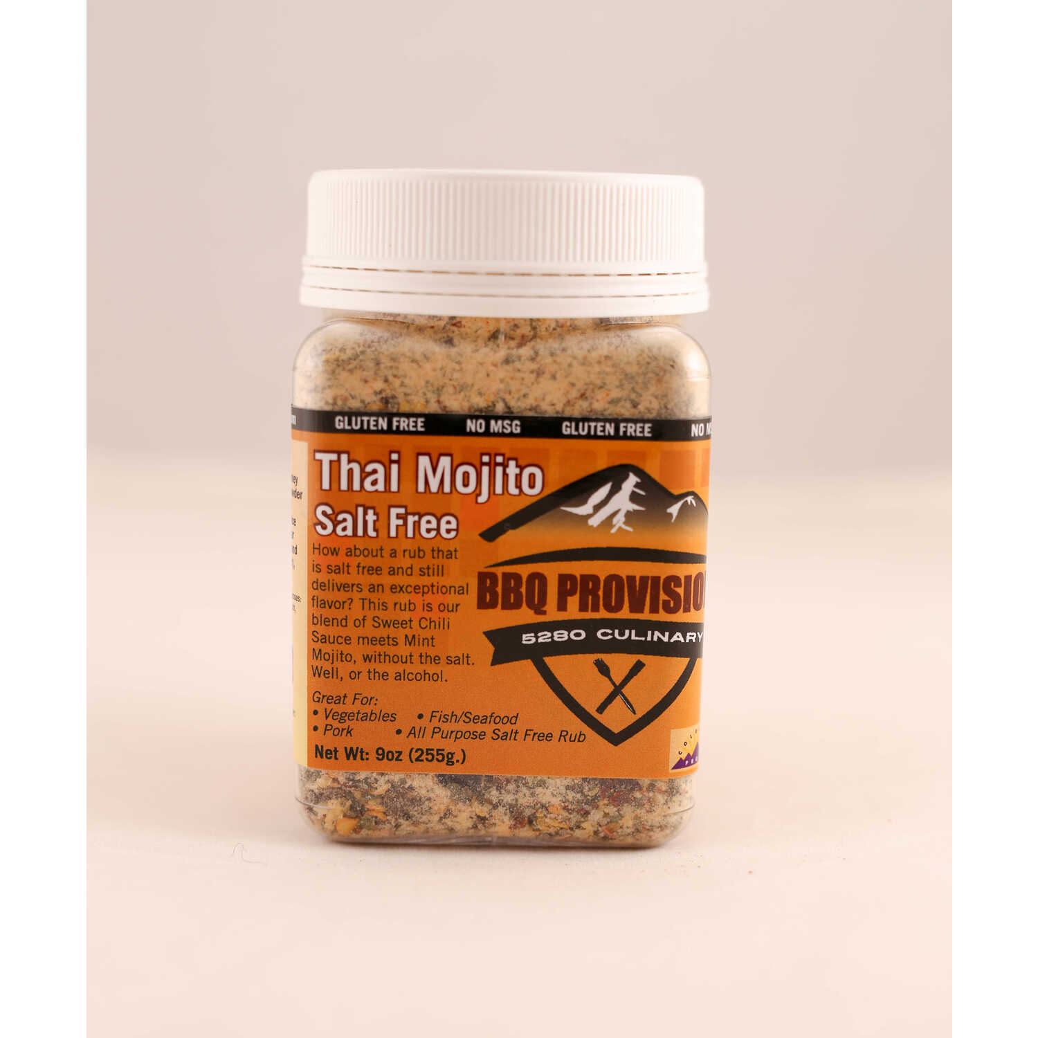 5280 Culinary  Thai Mojito  BBQ Rub  9 oz.