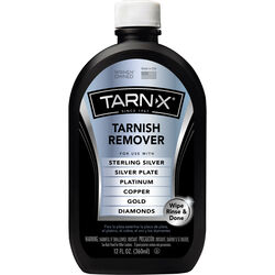 Tarn-X No Scent Tarnish Remover 12 ounce oz. Liquid
