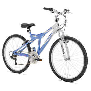 Kent  Shogun Shockwave  Women  26 in. Dia. Bicycle  Blue