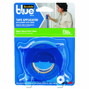 3M  Scotch Blue  60 yd. L x 1.5 in. W Medium Strength  1 pk Blue  Painter's Tape