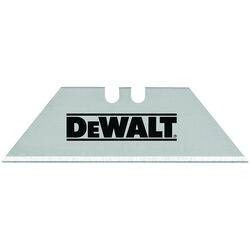 DeWalt Steel Heavy Duty Replacement Blade 2-1/2 in. L 75 pc.