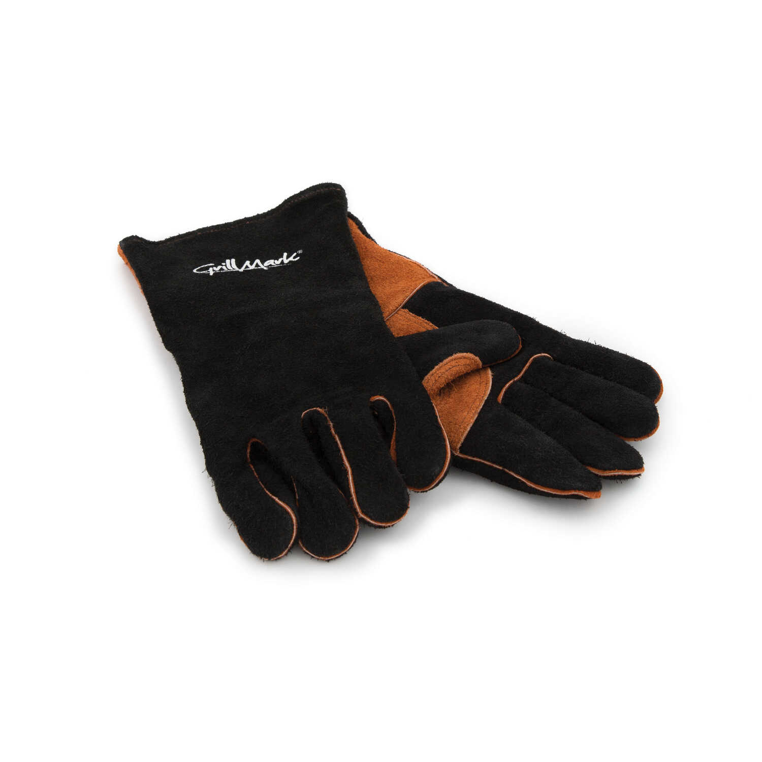 Grill Mark  Leather  Grilling Mitt