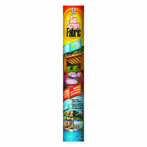 Easy Gardener  Polyester  Sun Screen Fabric  6 ft. W x 150 ft. L