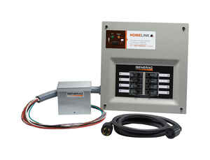 Generac  Home Link  Transfer Switch