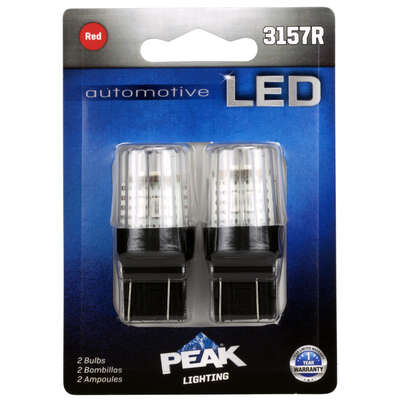 Peak LED Parking/Stop/Tail/Turn Automotive Bulb 3157R
