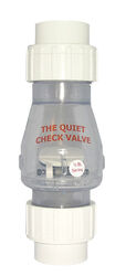 Magic Plastics  2 in. Dia. PVC  Quiet  Check Valve