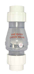 Magic Plastics  PVC  Quiet  Check Valve