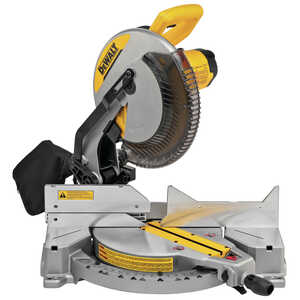 DeWalt  12 in. Corded  Compound Miter Saw  15 amps 4,000 rpm