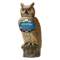 Dalen  Scarecrow  Rotating-Head Owl  Animal Repellent Decoy  For All Pests