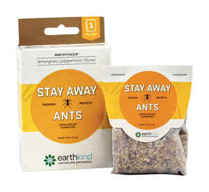 EarthKind  Stay Away  Insect Repellent  Granules  For Ants 2.5 oz.