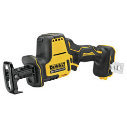 DeWalt  ATOMIC 20V MAX  20 volt Cordless  Brushless  One-Handed Reciprocating Saw  Tool Only