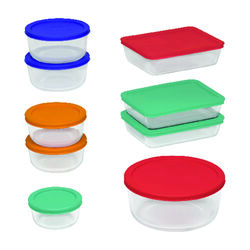 Pyrex  Storage Container Set  Multicolored