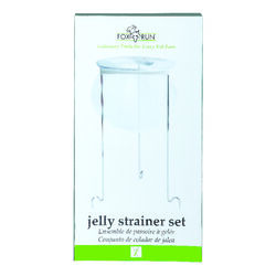 Fox Run Jelly and Jam Strainer Set 3 pk